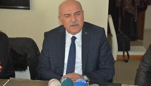 Vali Hasan İpek, Sinop basının 10 Ocak gazeteciler gününü kutladı