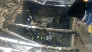 Ermenekte ev yandı; baba ve kurtarmak istediği 2 kızı öldü(3)