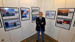 Dünya basınına kapak olan fotoğraflar sergisi