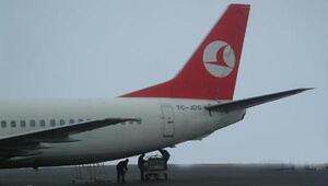 Iğdırda sis uçak seferlerini etkiledi