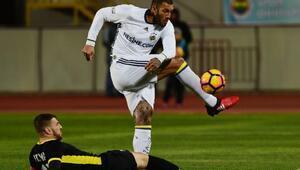 Fenerbahçe- Partizani hazırlık maçı fotoğrafları