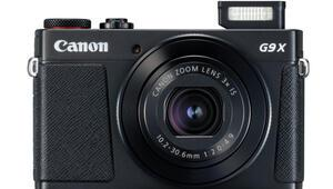 Canonun yeni aynasızı: PowerShot G9 X Mark II