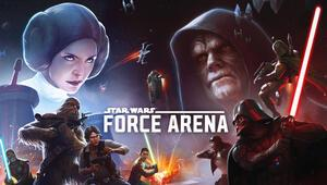 Star Wars: Force Arena telefonlara girdi