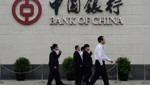 Bank of China 300 milyon dolarlık ödenmiş sermayeyi Türkiyeye getirdi