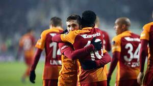 Atiker Konyaspor 0-1 Galatasaray / MAÇIN ÖZETİ