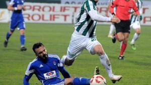 Giresunspor-Gaziantep Büyükşehir Belediyespor maç fotoğrafları