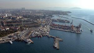 İzmir ve Haydarpaşa limanlarında TLye geçildi