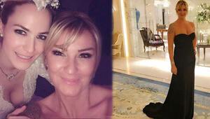 Pınar Altuğnun elbisesi tartışma çıkardı
