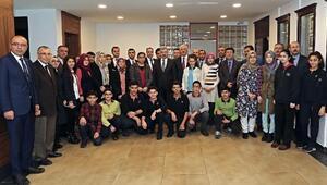 Başkan Çelik, başarılı öğrencileri ödüllendirdi
