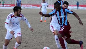 Gümüşhanespor-Trabzonspor Ek Fotoğrafları