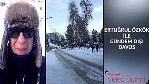 Ertuğrul Özkök Davosta - 19.01.2017