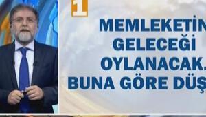 Ahmet Hakandan Anayasa bakış planı