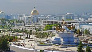 Bembeyaz bir kent: Aşkabat / Türkmenistan