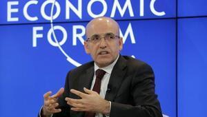 Mehmet Şimşek'ten Suriye açıklaması