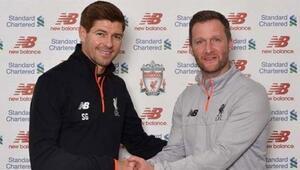 Gerrard Liverpoola geri döndü