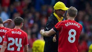 Gerrard yuvaya döndü