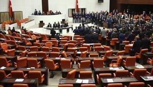 Anayasa değişiklik teklifi Meclisten geçti