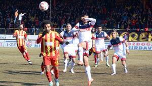 Evkur Yeni Malatyaspor-Mersin İdmanyurdu Fotoğrafları