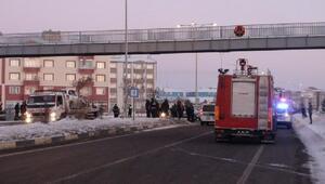 Kars'ta kaza: 4 yaralı