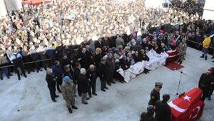 El Bab şehidi Uzman Çavuş Emre Doruk toprağa verildi