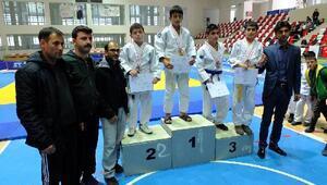 Bölge judo müsabakaları Muş'ta yapıldı