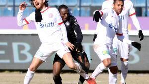 Osmanlıspor - Antalyaspor: 1-2