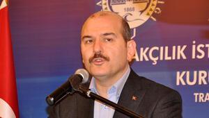 Son dakika: Süleyman Soyludan flaş açıklama...