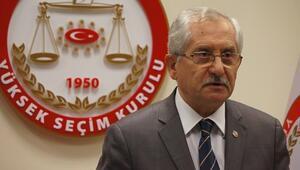 YSK Başkanından referandum açıklaması