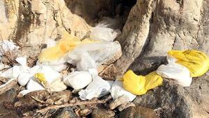 Tuncelide teröristlerin kullandığı 19 sığınak bulundu