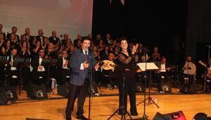 Gönüllülerden ilk konser