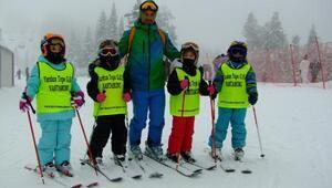 Ilgazda tatil ve kayak keyfi