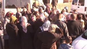 Gaziantepte kazada ölen baba ve 2 oğlu toprağa verildi
