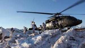 Tuncelideki operasyonda PKKya ait 19 sığınak bulundu