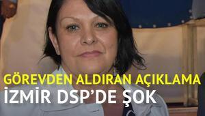 DSP İzmir İl Başkanı görevden alındı