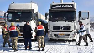 2 İranlı, TIR kabininde karbonmonoksitten zehirlenip öldü