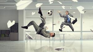 Futbolcu gibi çalışsaydık nasıl olurdu?