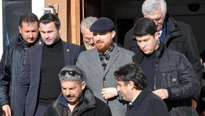 Bilal Erdoğan, Erzurumda
