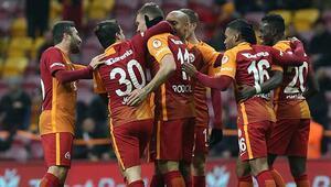 Galatasaray 24 Erzincanspor maç özeti.. İşte karşılaşmanın golleri