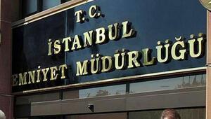 İstanbul Emniyet Müdürlüğünde flaş atamalar