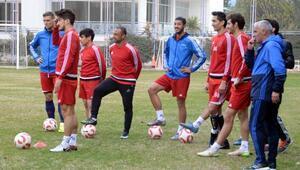 Mersin İdmanyurdunda Sivasspor maçı hazırlıkları sürüyor