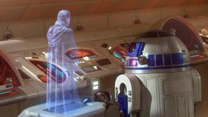 Star Warsun hologram teknolojisi gerçek oluyor