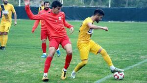 Kemerspor 2003- Korkuteli Belediyespor: 2- 0