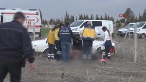 Mezarlıkta silahla vurulmuş 3 erkek cesedi bulundu