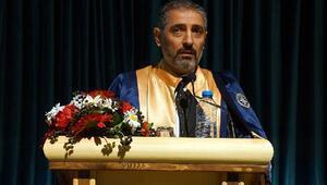 ARÜde Prof. Dr. Biber göreve başladı