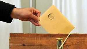 YSK listeyi güncelledi: 9 partili seçim