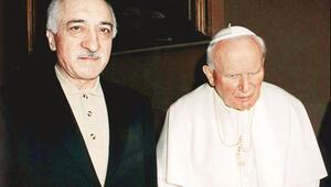 Papayı Kudüse davet etmiş