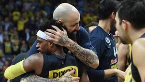 Fenerbahçe 85-80 Galatasaray Odeabank /MAÇIN ÖZETİ
