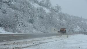 Sinop'ta 101 köy yolu ulaşıma kapandı