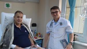 Diyabetik ayaklı 300 hastaya tedavi