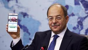 Sağlık Bakanı Recep Akdağ Yeşil Dedektörü tanıttı